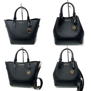 Michael Kors Bags - New Michael Kors Trista Lg Grab Bag  Tote Leather
